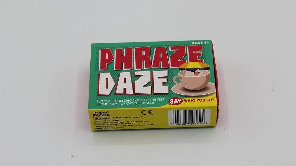 Phraze Daze Card Game - 00025