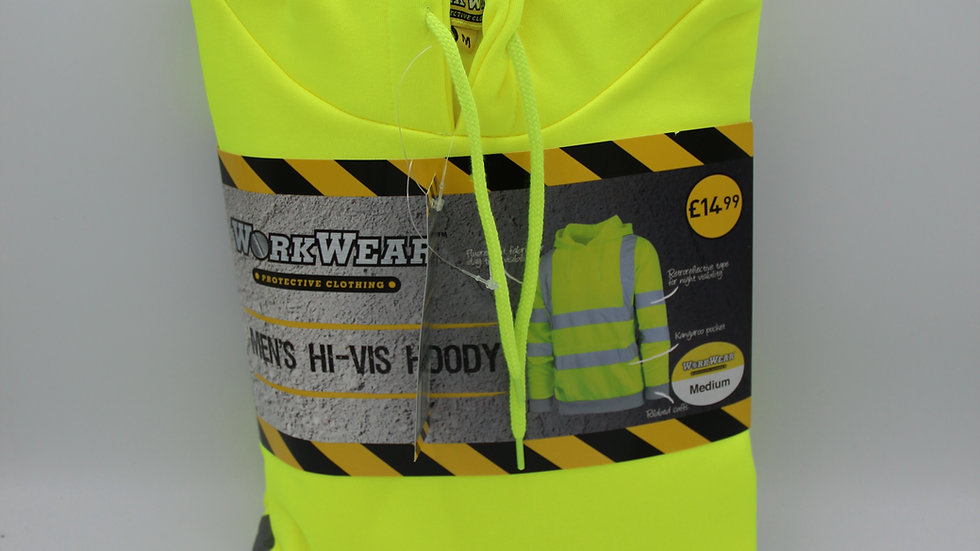 Men's Hi-Vis Hoody