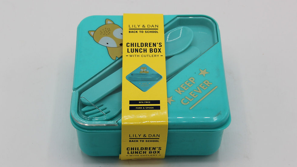 Children's Lunchbox - Keep Clever