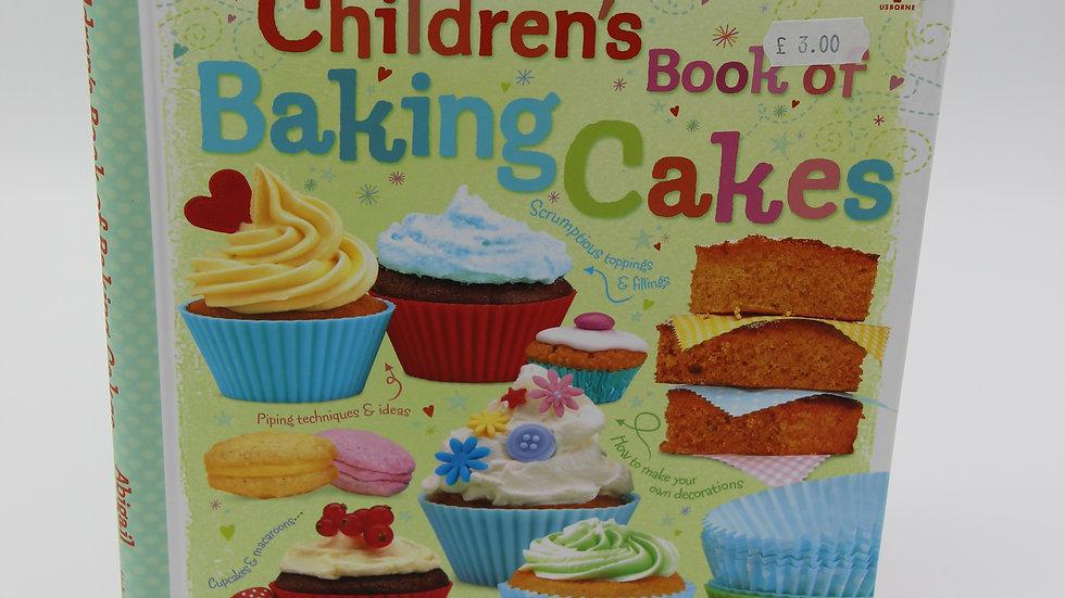 Children's Book of Baking Cakes - 00135