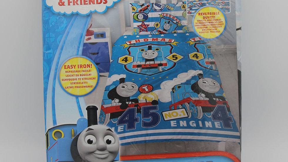Thomas The Tank Engine Single Bedding