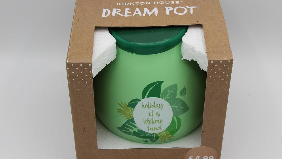 Holiday Fund Dream Pot