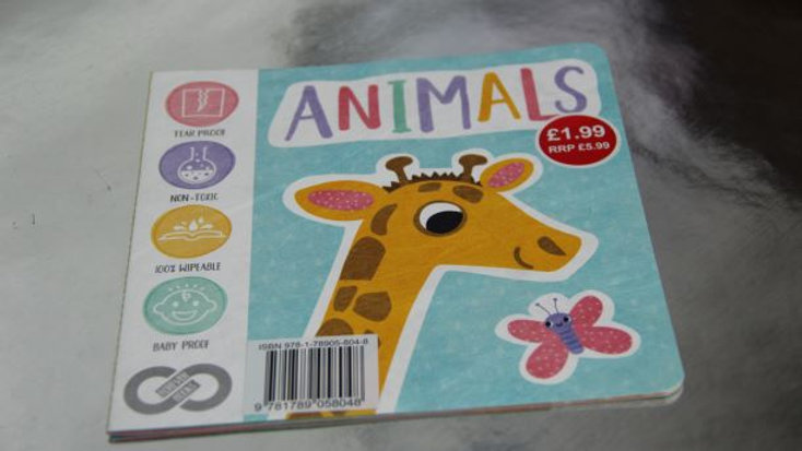Baby Forever Books - Animals