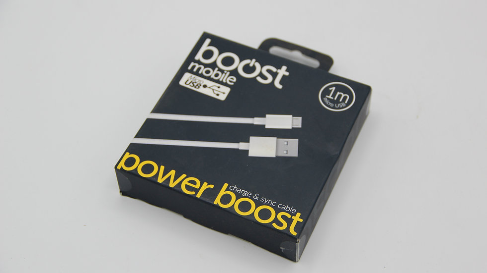 Power Boost USB Cable