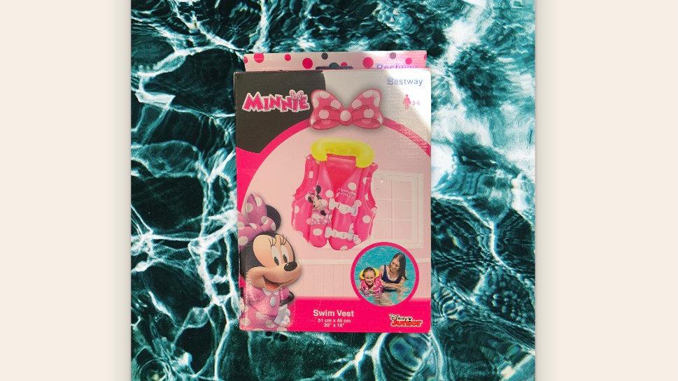 Minnie Mouse Swim Vest
