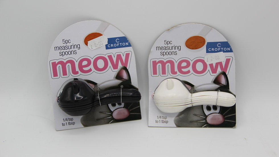 Cat Measuring Spoons