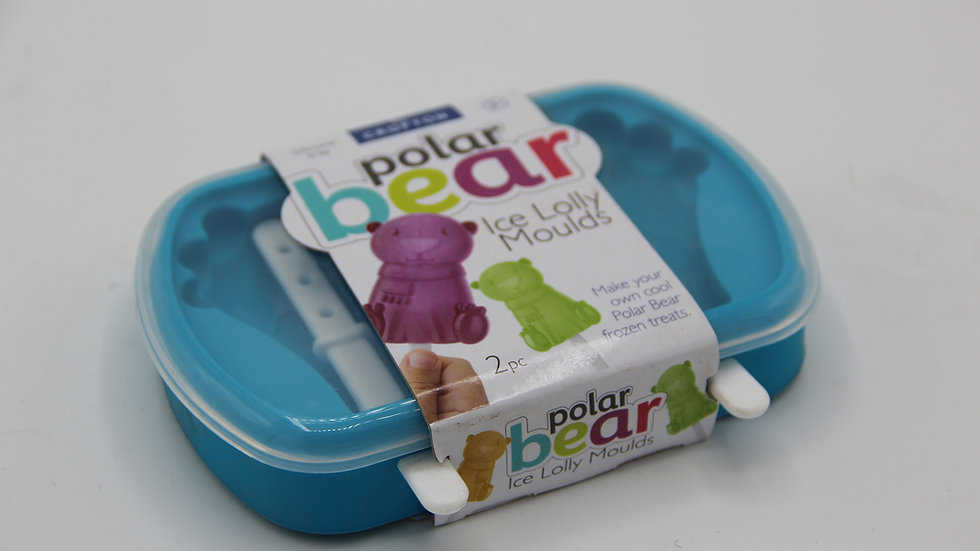 Polar Bear Ice Lolly Mould