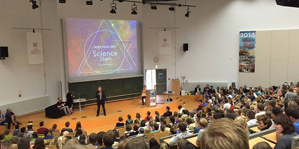Science Slam ROCK YOUR LIFE! Lübeck e.V.