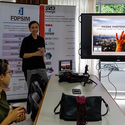 Phone Photography Workshop