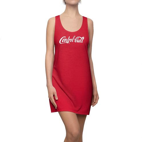 Subliminal Propaganda Racerback Dress