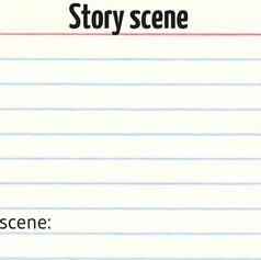 Scene Worksheet
