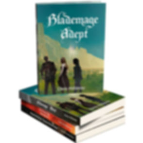 Fantasy-Adventure-Blademage-Saga-Chris-Hollaway