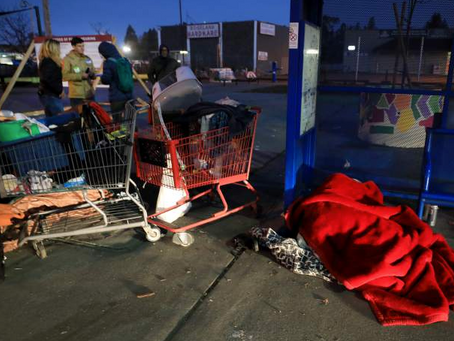 Bay Area has most visible homeless population in the nation