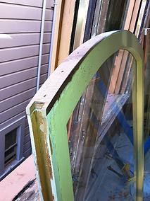 repair vs. replacement of antique Victorian wooden windows