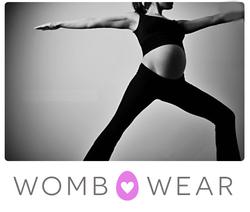 Brand Design and Postcard Yogawear