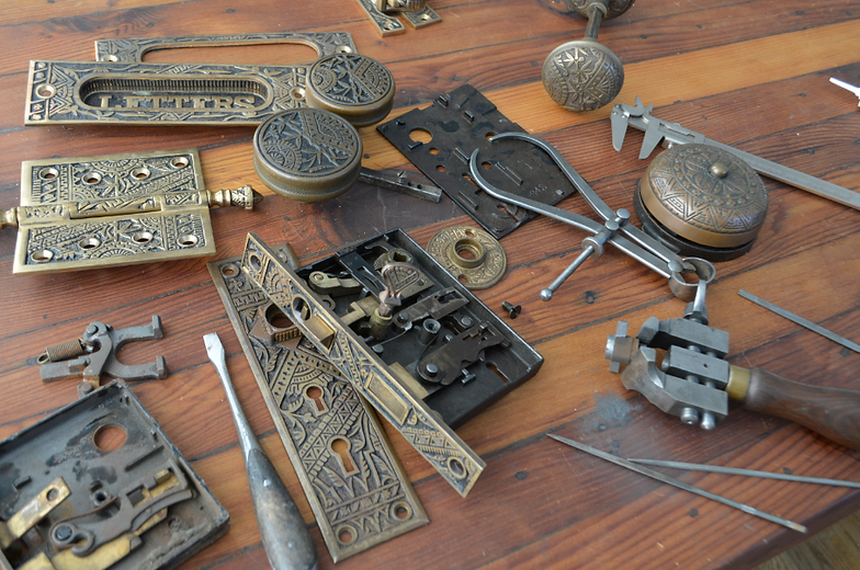 How To Repair An Antique Mortise Lock