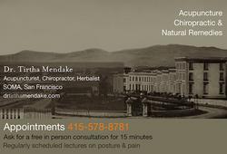 Postcard for Integrative Medicine