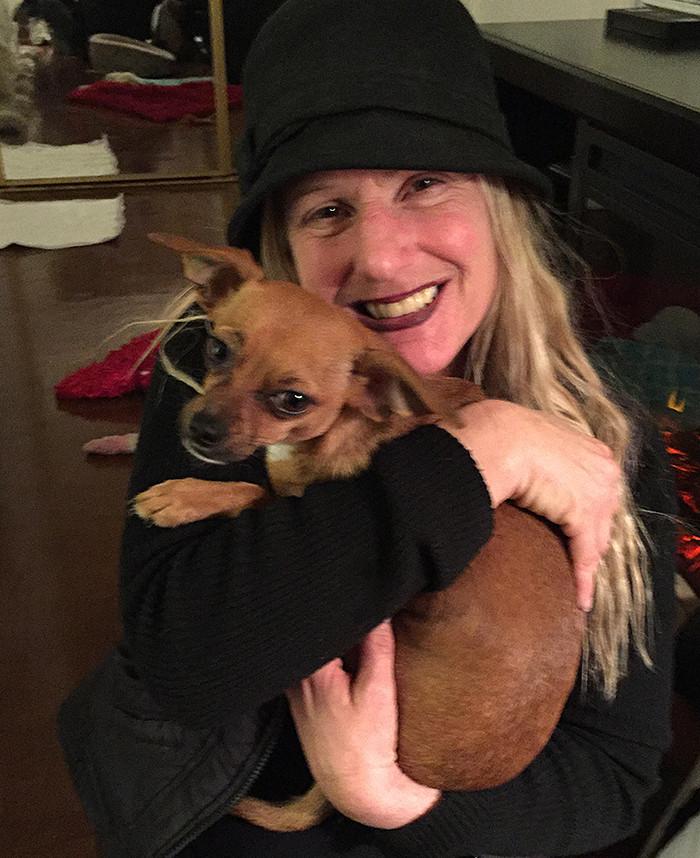 Dana and Mimi