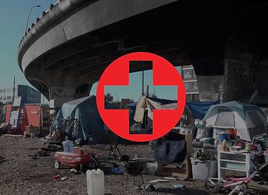 An Encampment in Oakland