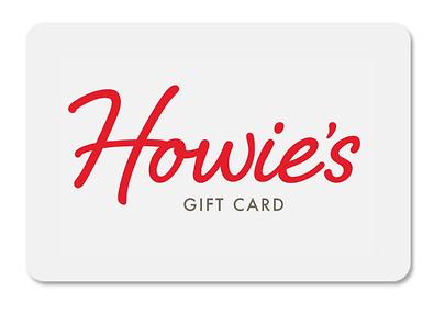 Howie's Palo Alto Gift Card