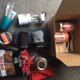 a care package for someone we love
