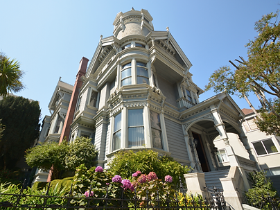 Russian Hill Victorian Residence San Francisco