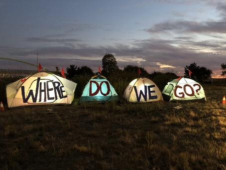 Berkeley's #WhereDoWeGo  Movement Stays Fast