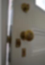 Wooden Door Repair and Restoration