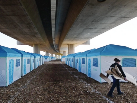 Sanctioned homeless camp pilot program approved in Berkeley this week