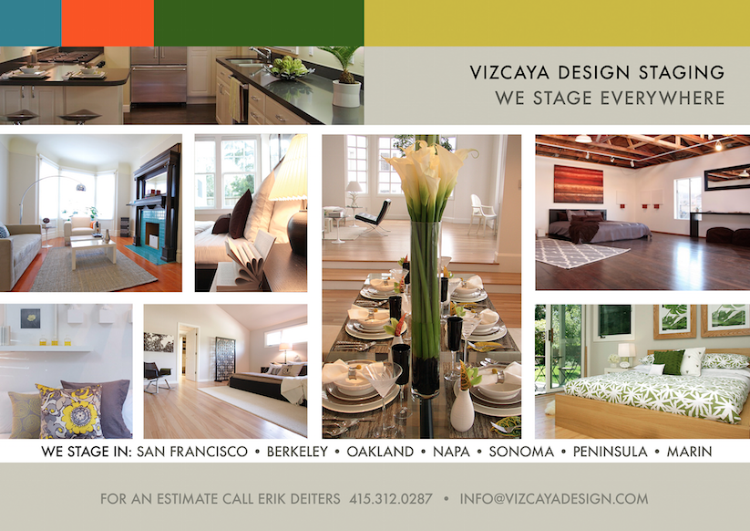 Home Staging | Postcard