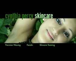 Skincare and Waxing - Business Cards