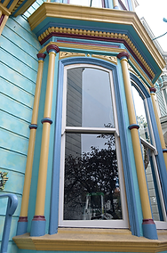 Wood Window Replacement in San Francico