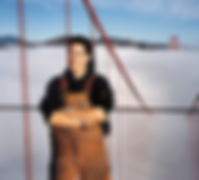Owner Diana Coopersmith is one of only four women ironworkers afforded the opportunity to work on the Golden Gate Bridge.