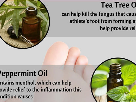 Home Remedy for Jungle Foot