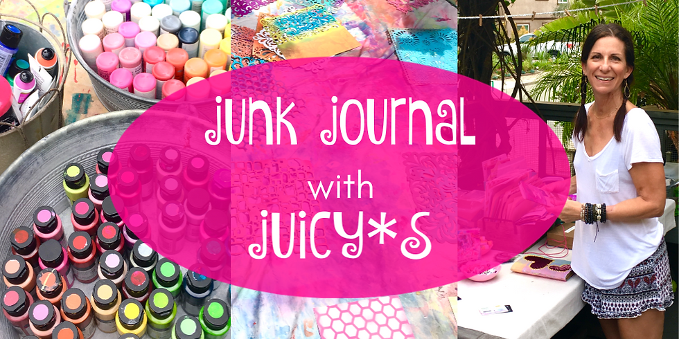 Junk Journal with Juicy*S
