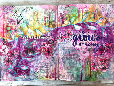 Reverse Engineered Journal Pages