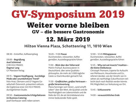 GV-Symposium 2019 Programm