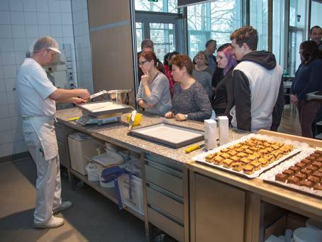 """AGÖ Fachtagung """"Zeitgemäße Desserts"""" bei Stamag"""