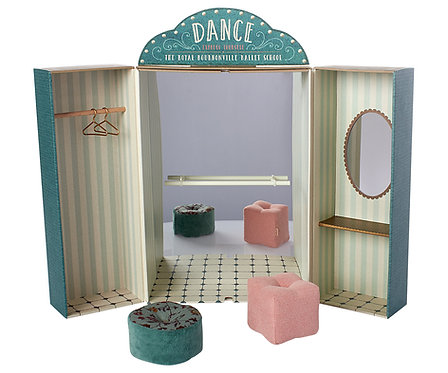 Coffret école de danse