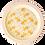 Thumbnail: MÉLAMINE ASSIETTE ENFANT - ROSE CLAIR - GOLDFISH PRINT
