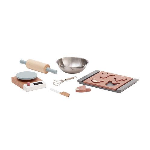 Kit pâtisserie enfant bois