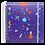 Thumbnail: Sticker book espace