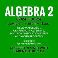 math tutor homeschool