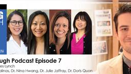 Episode 7: PT SoCal 3 w/ Dr. Vanessa Luna Salinas, Dr. Nina Hwang, Dr. Julie Jaffray, & Dr. Dori