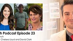 Ep. 23 - Gateway Hemophilia w/ Chelsea Lloyd, Kim King and David Clark