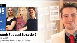 Episode 2: PT NHF w/ Greta Hayden-Pless, Austin Hanse & Ali Stroker.