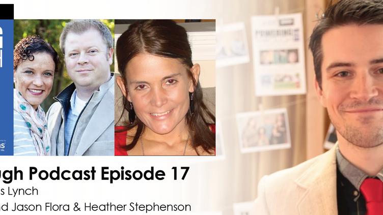 Episode 17 - Indiana w/ Vanessa Flora, Jason Flora, and Heather Stephenson