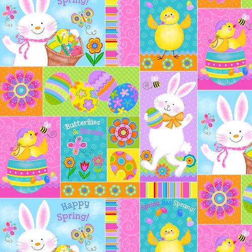 Easter Patchwork