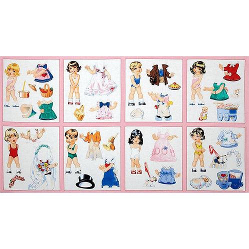 Paper Doll Cuties