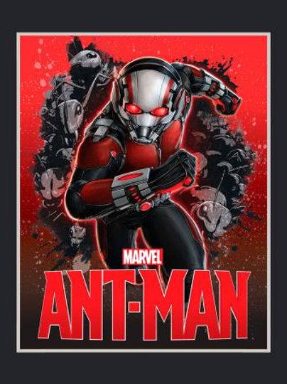 Ant Man Panel
